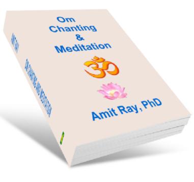 OM Meditation Book