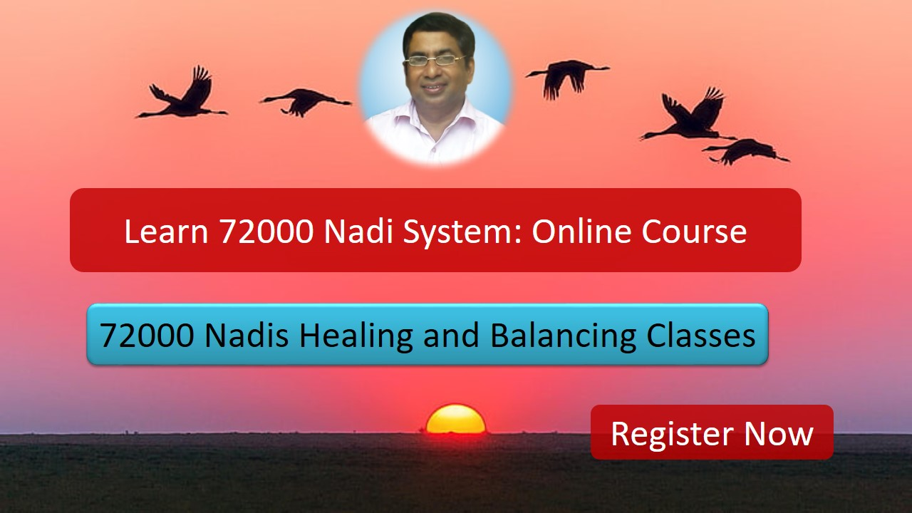 72000 Nadi System Sri Amit Ray Teachings Online Course
