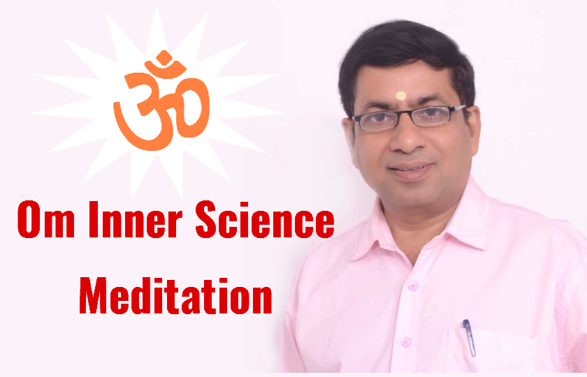 Amit Ray Om Inner Science Meditation