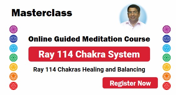 The 114 chakras Resistance Breathing