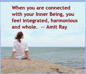 Connection with Inner Being