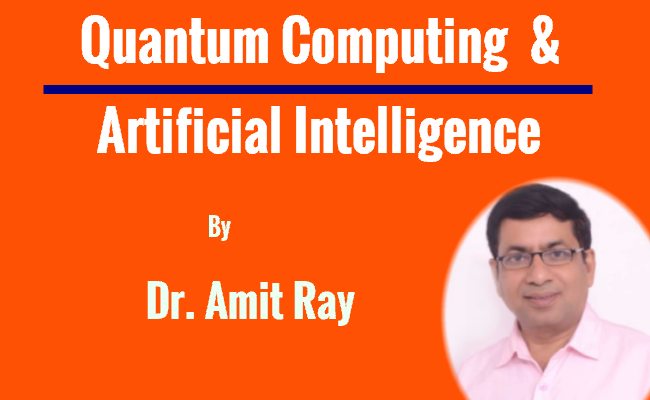 Quantum Computing and Artificial Intelligence