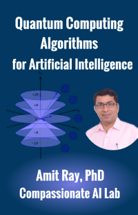 Quantum Algorithms for AI Book