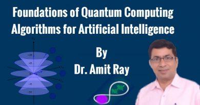 Quantum Computing Algorithms for Artificial Intelligence