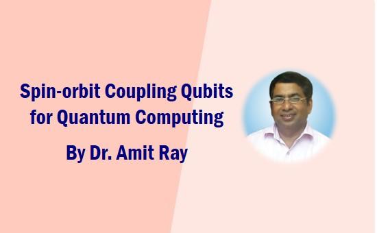 Spin-orbit Coupling Qubits for Quantum Computing