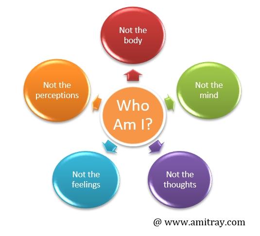 Who AM I Meditation Sri Amit Ray Teachings