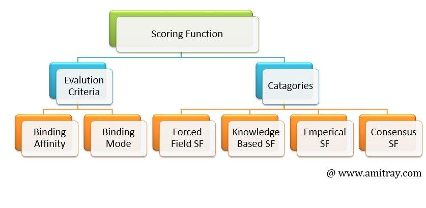 Drug Design Scoring Functions