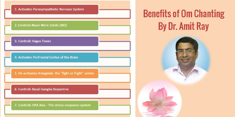 Seven Benefits of Om Chanting
