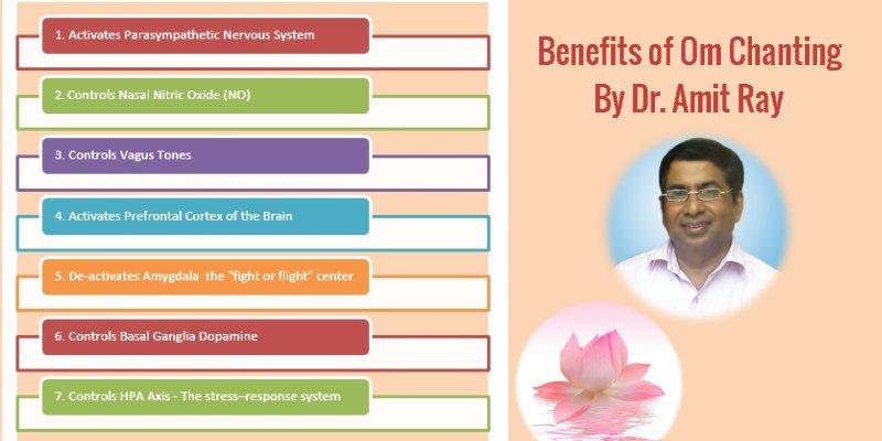 Seven Benefits of Om Chanting