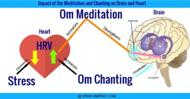 Impact of Om Chanting Om Meditation on Brain and Heart - Amit Ray