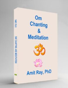 Om Meditation Om Chanting Amit Ray Book