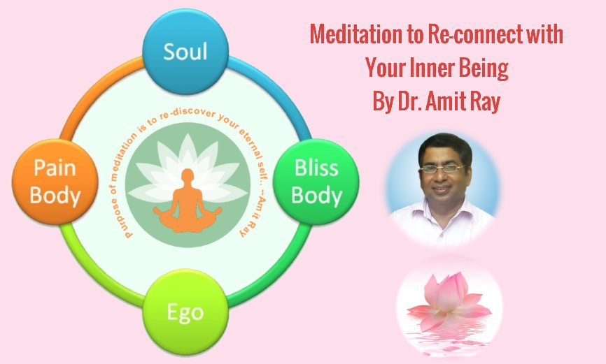 Meditation to Re-connect with Your Inner Self - Amit Ray