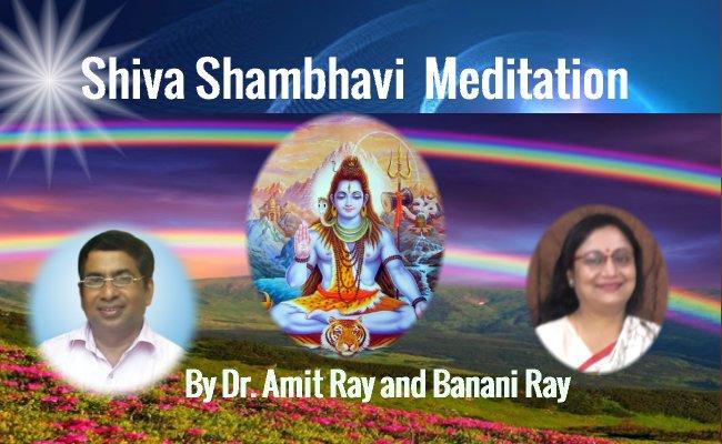 Shiva Shambhavi Amit Ray Meditation Class