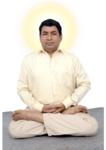 Amit Ray in Deep Meditation