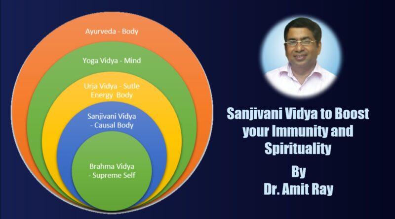 Sri Amit Ray Teachings on Sanjivani Vidya and Urja Vidya for Immunity and Spirituality