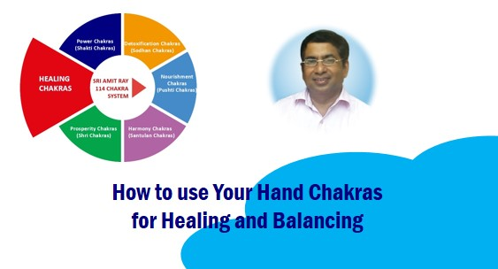 The Power of 24 Healing Chakras in Your Hand