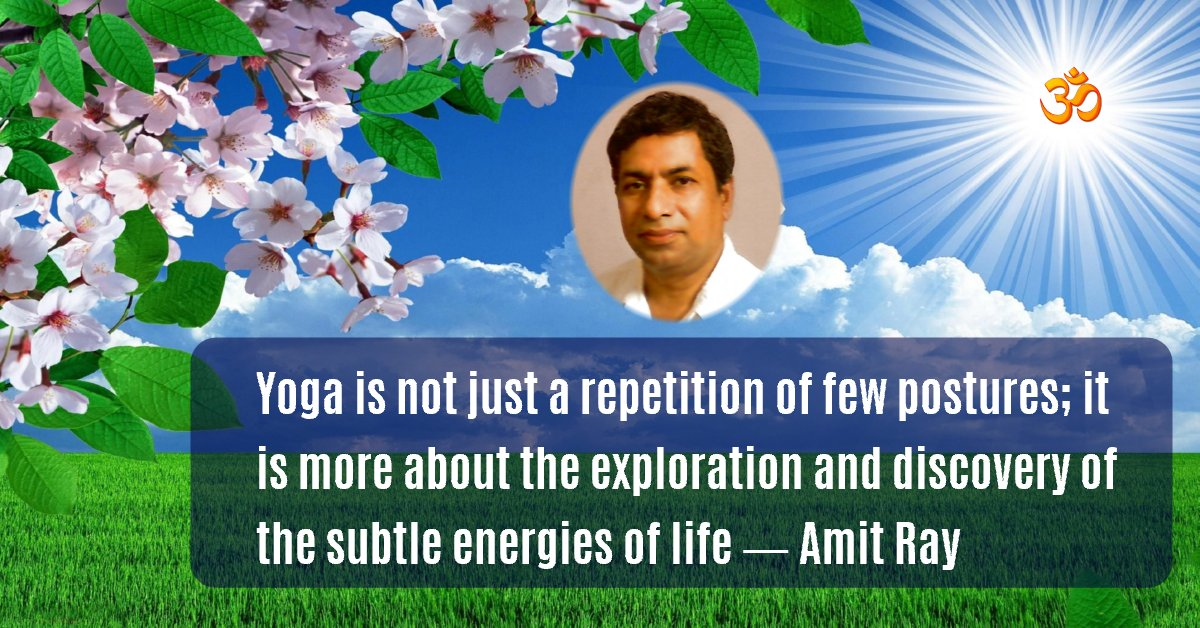 Yoga Subtle Energies of Life Amit Ray