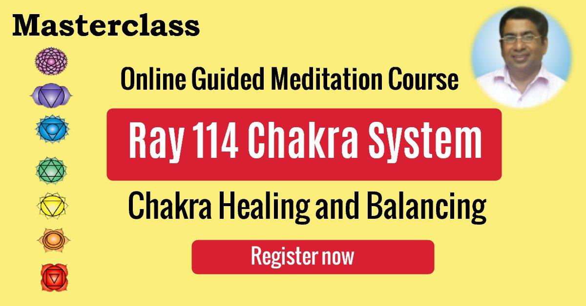 114 Chakra Meditation Classes