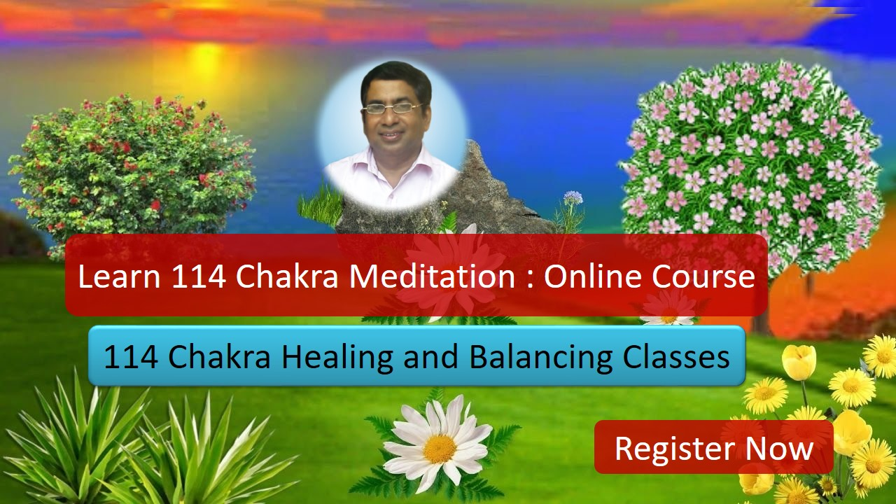 114 Chakra Meditation Class