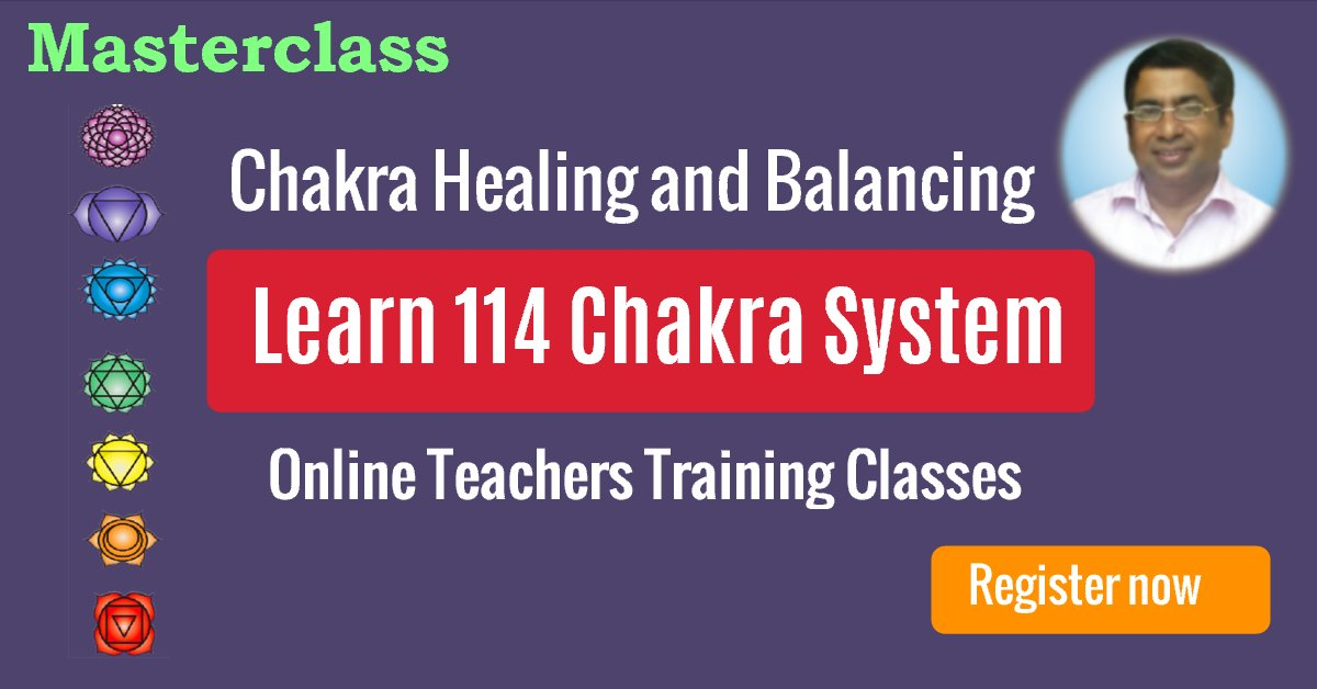 Ray 114 Chakra Teachers Training Classes