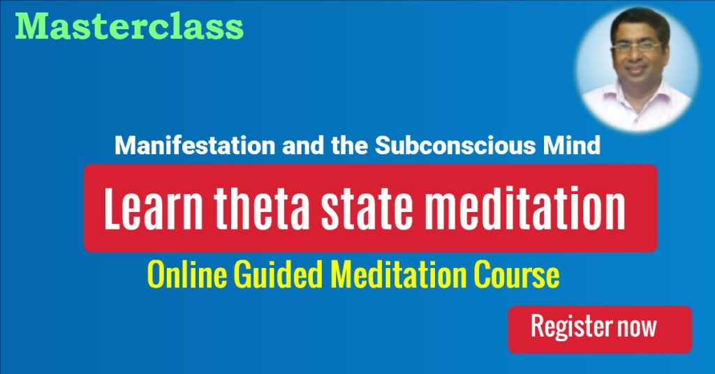 Manifestation Subconscious Mind Theta state guided meditation