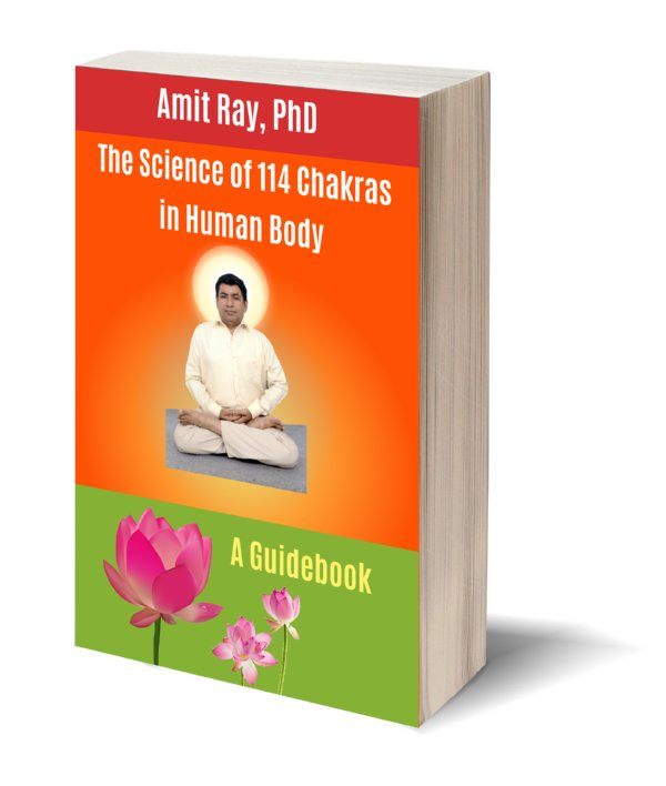 The Science of 114 Chakras in Human Body pdf By Dr. Amit Ray