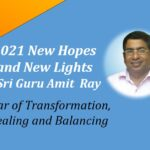 Year 2021 New Hopes New Lights