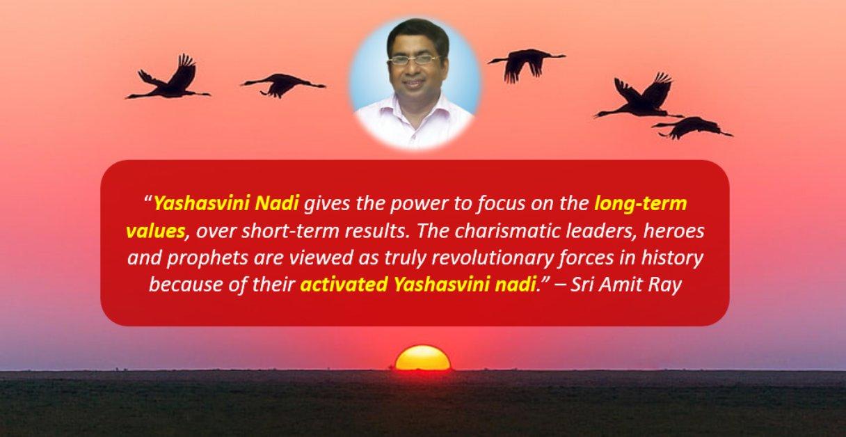 Leadership Skills and Managing Emotions with Yashasvini Nadi Sri Amit Ray Teachings