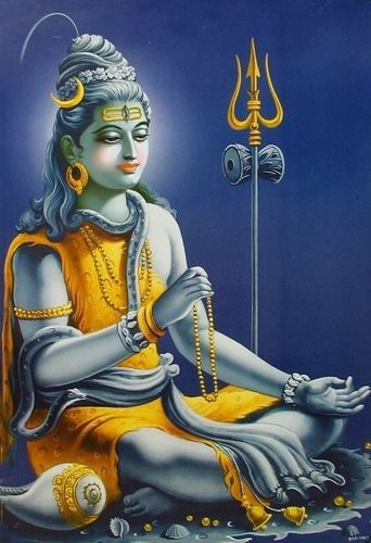 Shiva Puja and Meditation