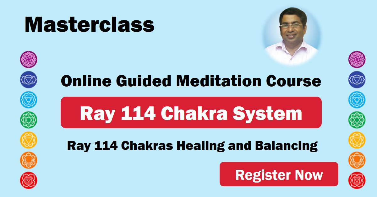 The 114 Chakras Meditations