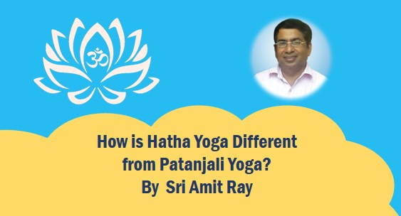 Difference Between Hatha Yoga and Patanjali Yoga