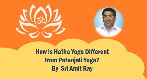 How is Hatha Yoga Different from Patanjali Yoga