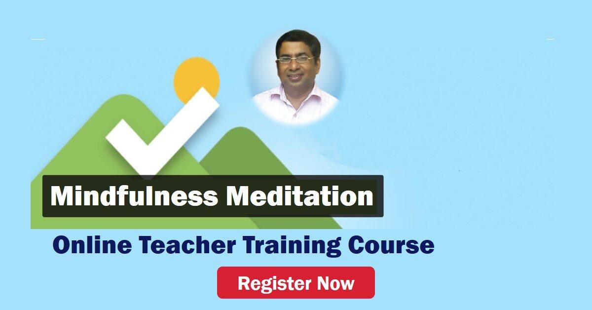 Mindfulness Online Teacher Training Course