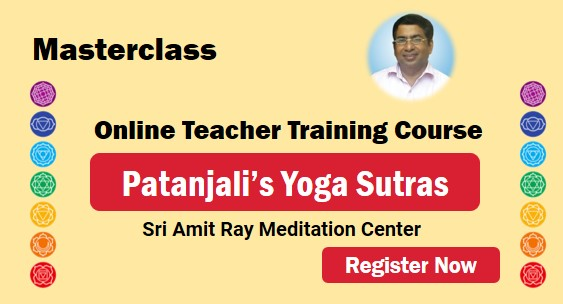 Patanjali's Yoga Sutras Teacher Training Course