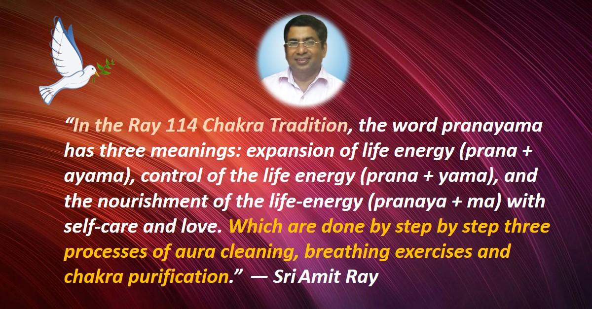 The Three Meanings of Pranayama