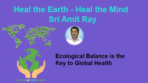 Ecological Balance is the Key to Global Health