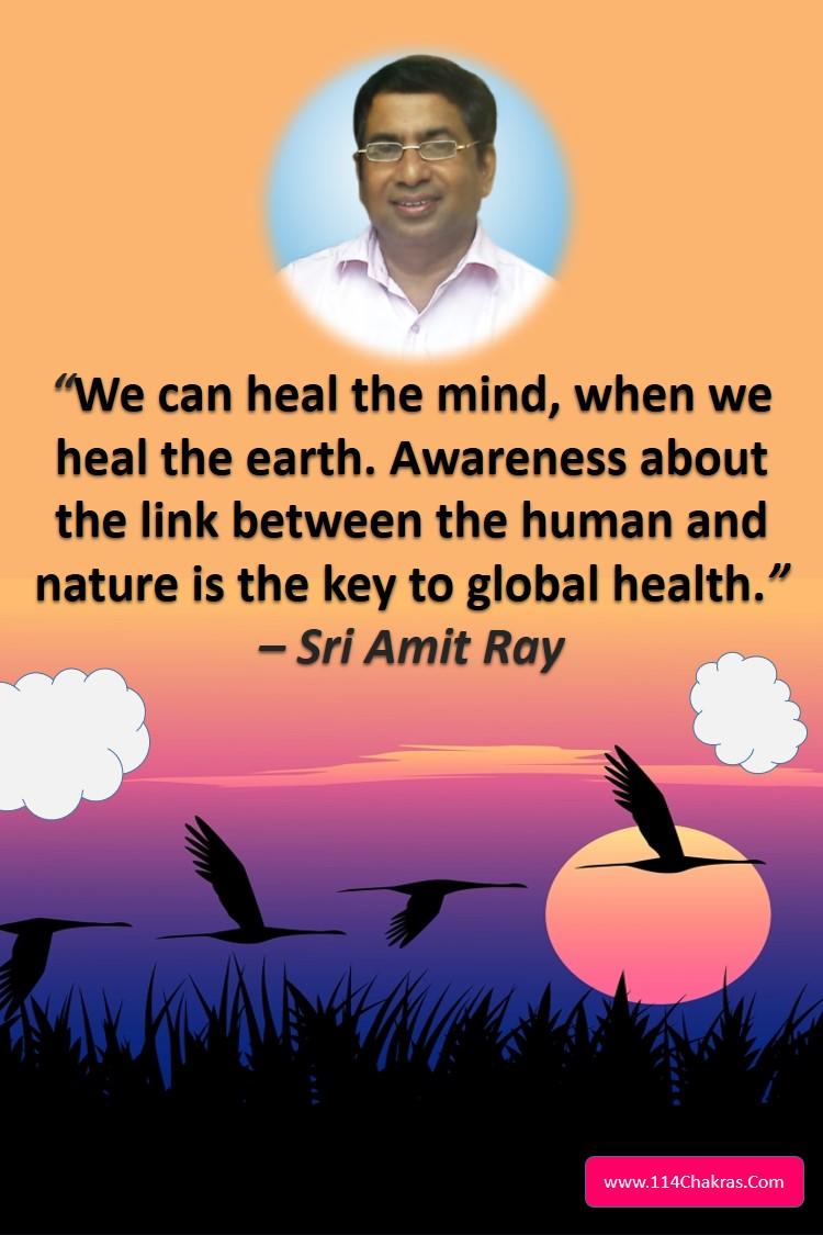Heal the Earth Heal the Mind