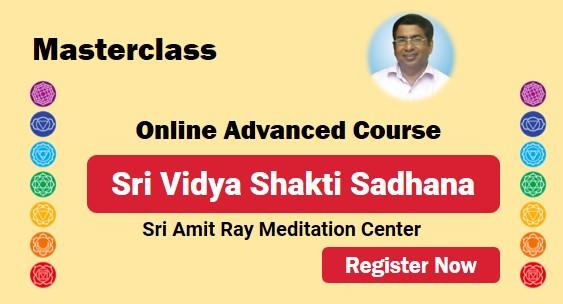 Sri Vidya Sadhana Advanced Course